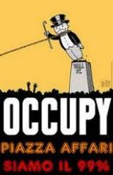 Occupyamo Piazza Affari, il 31 marzo 2012 a MILANO