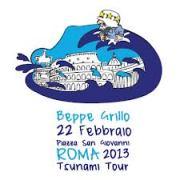beppe grillo - tsounami tour