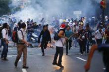 scontri-venezuela