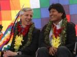 Il 12 ottobre boliviano: Evo Morales vince col61%