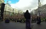 Podemos riempie Madrid: discorso di Pablo Iglesias alla Marcha delcambio