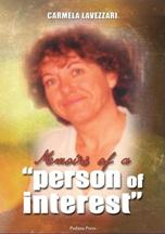 Memories of a person of interest - di Carmen Lavezzari