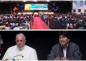 discorso di papa francesco in bolivia
