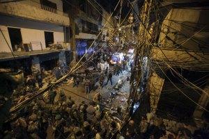 attentato libano