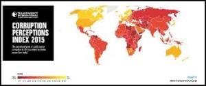 corruzione mondiale