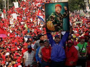 venezuela-manifestazione