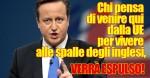 Il Consiglio europeo cede alle pressioni di Cameron: addio previdenza sociale per chi si sposta inEuropa