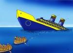 Europa: Il teatrino sulTitanic