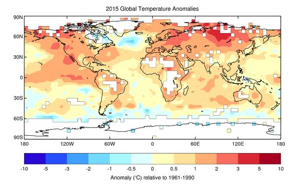 Mappa climatica 2-vento