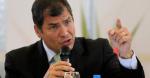 """Rafael Correa: """"La cosa peggiore dell'America Latina è la sua borghesia"""". L'oligarchia venezuelana è lapeggiore."""