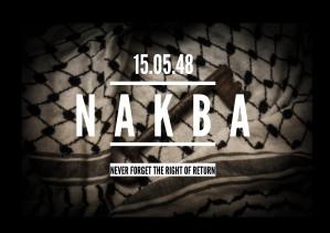 NAKBA-never forget
