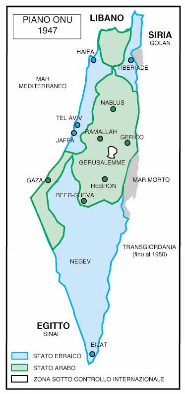 palestinamappaONU1947