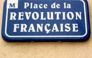 place de la revolution