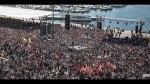 MÉLENCHON : Meeting pour la paix àMarseille