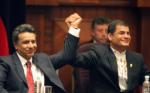 Ecuador e Lenin Moreno: dalla padella allabrace