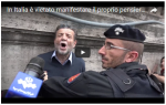 In Italia è vietato manifestare il proprio pensiero. Questa è la nuova costituzionemateriale.