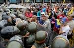 Scene di lotta di classe inVenezuela