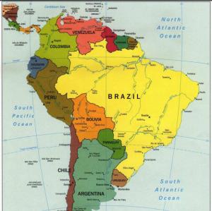 America Latina Cartina Politica.America Latina 2018 Si Consolida La Ripresa Del Ciclo Economico E