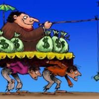 La classifica dei miliardari e gli indiani più poveri