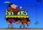 La classifica dei miliardari e gli indiani piùpoveri