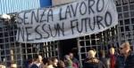 In Italia: la disoccupazione nonesiste