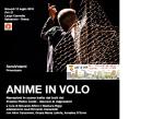 """ANIME IN VOLO: Narrazioni in scena tratte dai testi del Premio Pietro Conti """"Narrare le migrazioni"""". Il 12 luglio aRoma."""