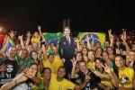 Il Brasile fa tremare le vene dell'AmericaLatina