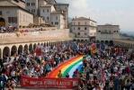 MARCIA DELLA PACE PERUGIA-ASSISI: NESSUNA PACE SENZA GIUSTIZIA ELIBERTÀ!