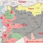 La brutalità dell'aggressione turca nei confronti del popolo curdo del Rojava e l'ipocrisia delle potenzeoccidentali