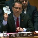 Venezuela. Jorge Arreaza ha chiesto che venga garantito il diritto di voto del paeseall'Onu