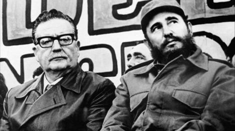 11 Settembre 1973: Il Golpe in Cile. Discorsi e intervista di Rossellini a SalvadorAllende