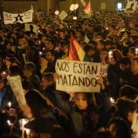 """Colombia 2021: """"Continuano ad ammazzarci"""""""
